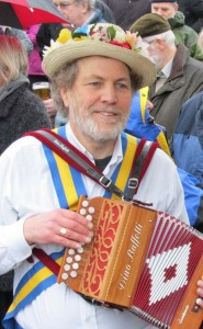 Andy Wooles - Mersey Morris Squire