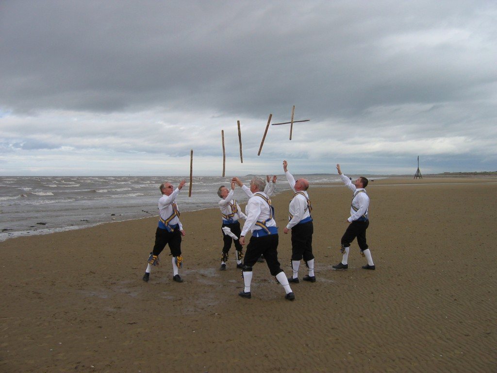 Mersey Morris Men at Crosby