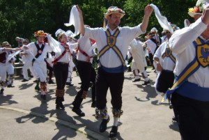 Mersey Morris at the Forest of Dean